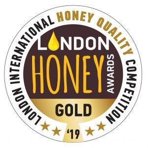 London-Honey-Awards_Badges-GOLD QUALITY Las Obreras de Aliste CB Artesanos de la Miel