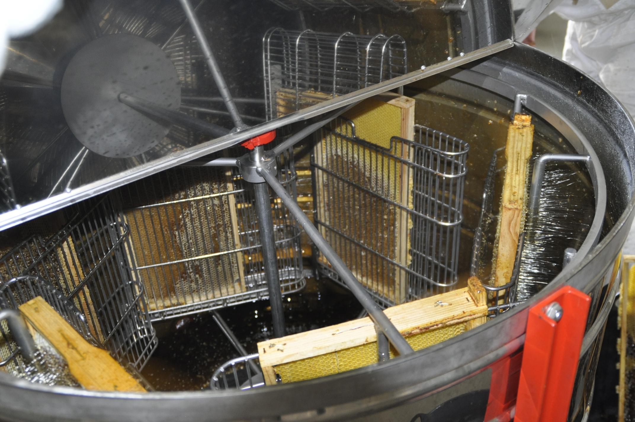 extractor política medioambiental las obreras de aliste miel