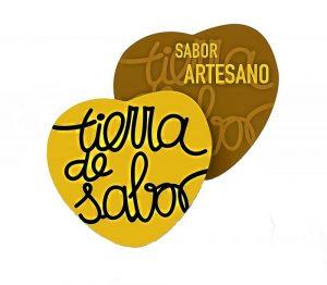 Logo Tierra de sabor artesano Las Obreras de Aliste