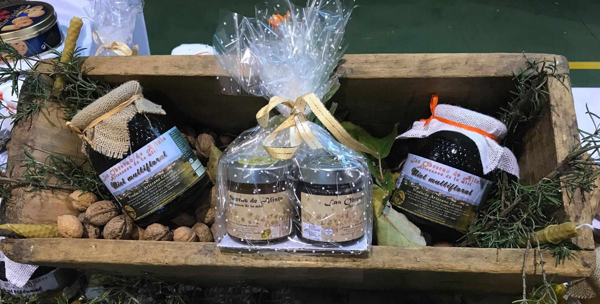Las Obreras de Aliste miel Zamora Spain honey artisan