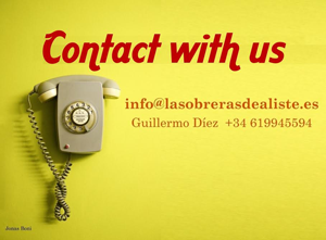 Contact with us