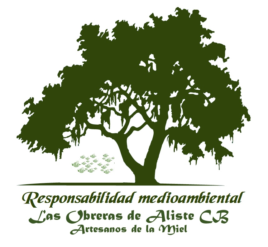 Responsabilidad medioambiental Las Obreras de Aliste CB Artesanos de la miel