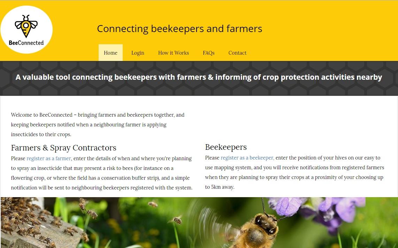 Bee connected Las Obreras de Aliste Artesanos de la miel Zamora Spain honey artisan