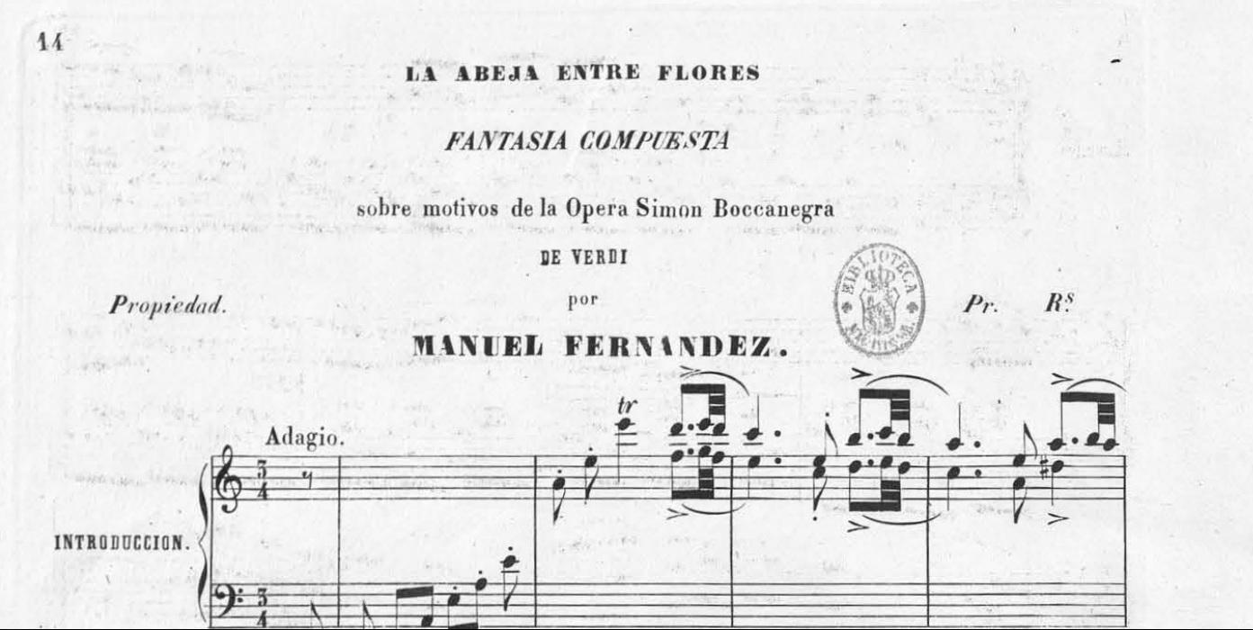 La poesía entre flores Biblioteca Nacional de España