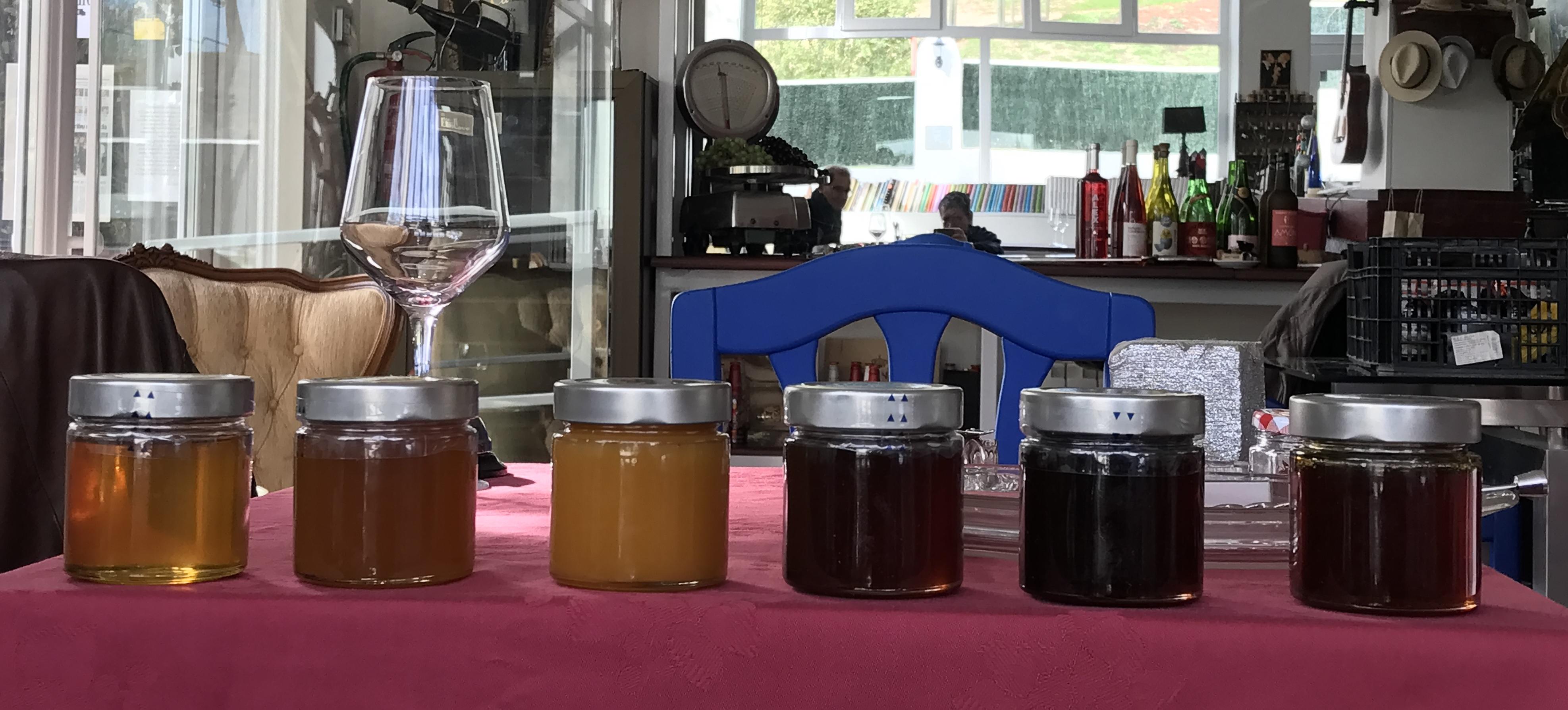 Nuestros tipos de miel Las Obreras de Aliste CB Artesanos de la Miel Aliste Gallegos del Campo Artesanos de la Miel