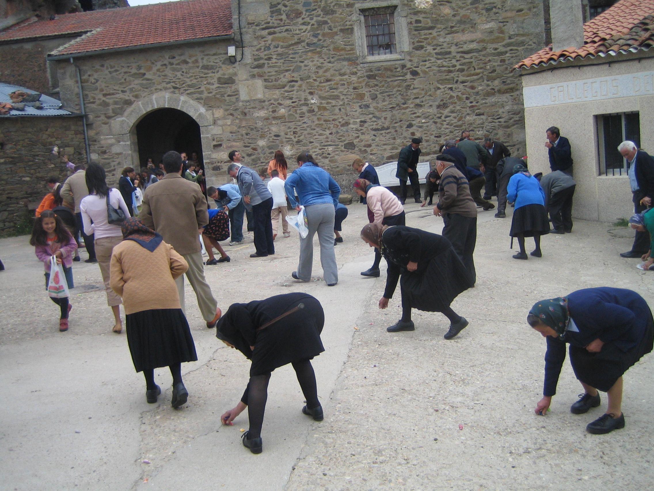 bautizo Las Obreras de Aliste Artesanos de la Miel