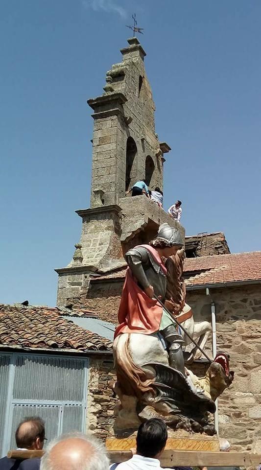 San Jorge Gallegos del Campo Las Obreras de Aliste miel